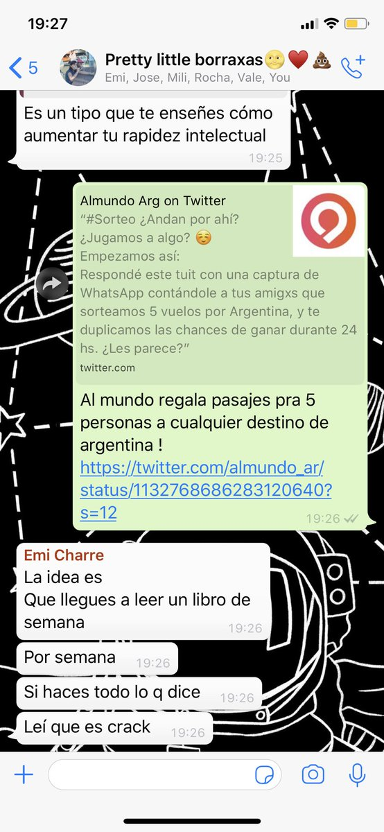 Almundo Argentina On Twitter Sorteo Andan Por Ahí