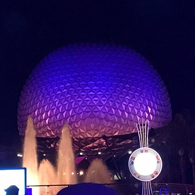 #spaceshipearth at night to wish everyone a Happy #spaceshipearthsunday Have a #magical day! . . . #disney #disneypic #disneygram #instadisney #igers_wdw #disneyside #wdwbde #disneygeek #disneylife #disneylove #takemetodisney #ilovedisney #disneynerd #di… http://bit.ly/2JHtmCu