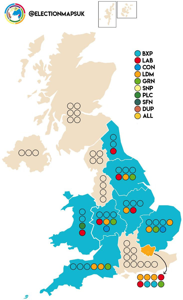Map Of Uk Midlands.Election Maps Uk On Twitter East Midlands Declared Results So Far