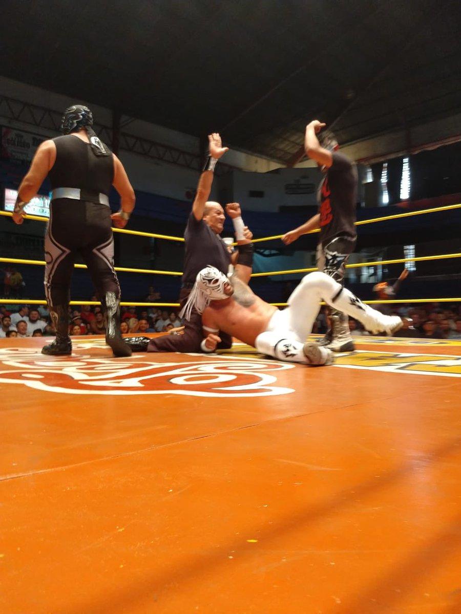 Una mirada semanal al CMLL (Del 23 al 29 de mayo de 2019) 11