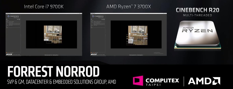 AMD Computex Live Stream, Ryzen 9 series confirmed! 12 core ryzen