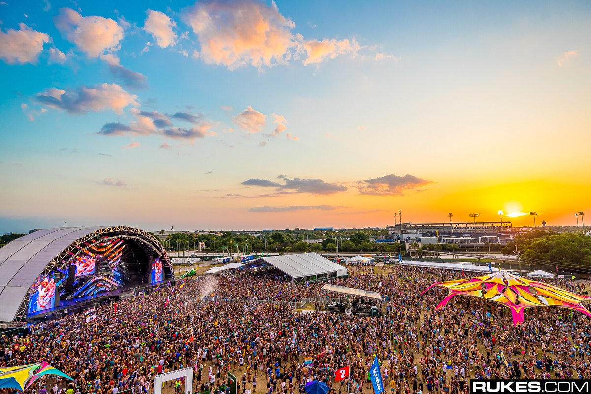 Sunset Music Festival 2020