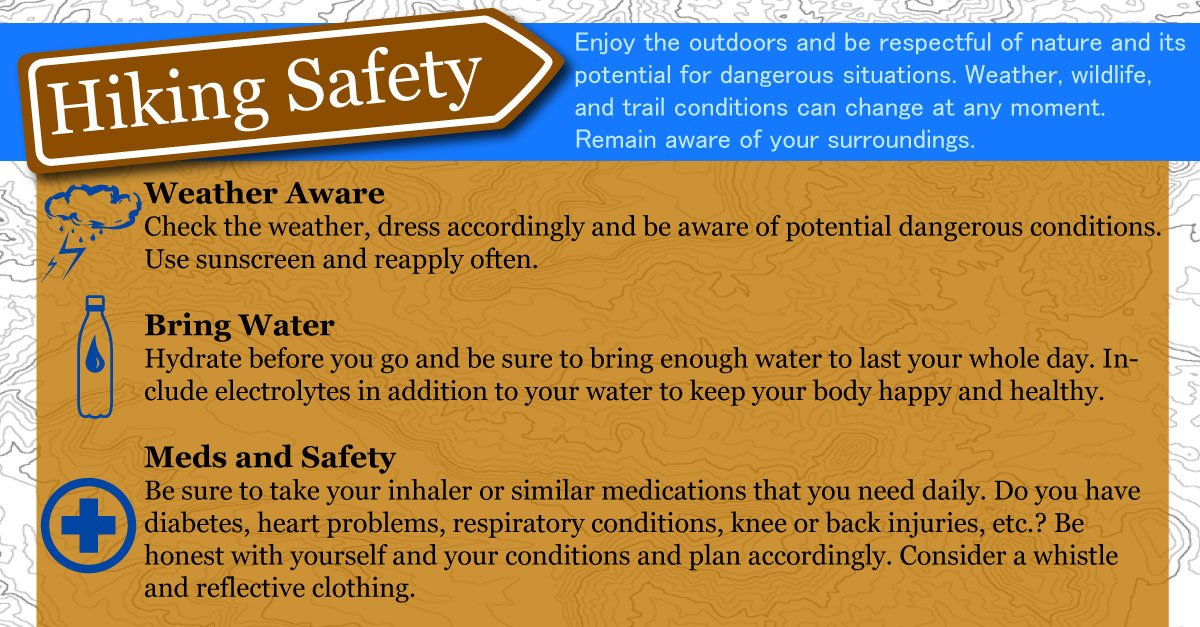 192abd37 ... remind you that while you're enjoying your outdoor recreation, do so  safely and have a plan. View our graphics for #SafetyTipspic.twitter .com/RPiNeFDjwo
