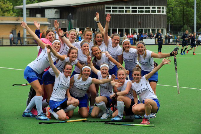 Hockeyvereniging Westland: Dames 1 behaalt kampioenschap https://t.co/DdDzi37Y2M https://t.co/rY5AaaLyCp
