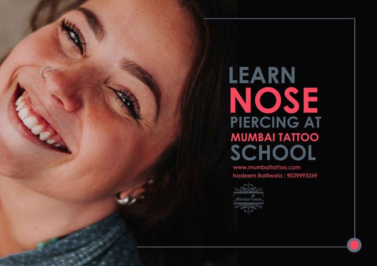 nosepiercing hashtag on Twitter