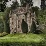 Image for the Tweet beginning: Castle Leod, home to the