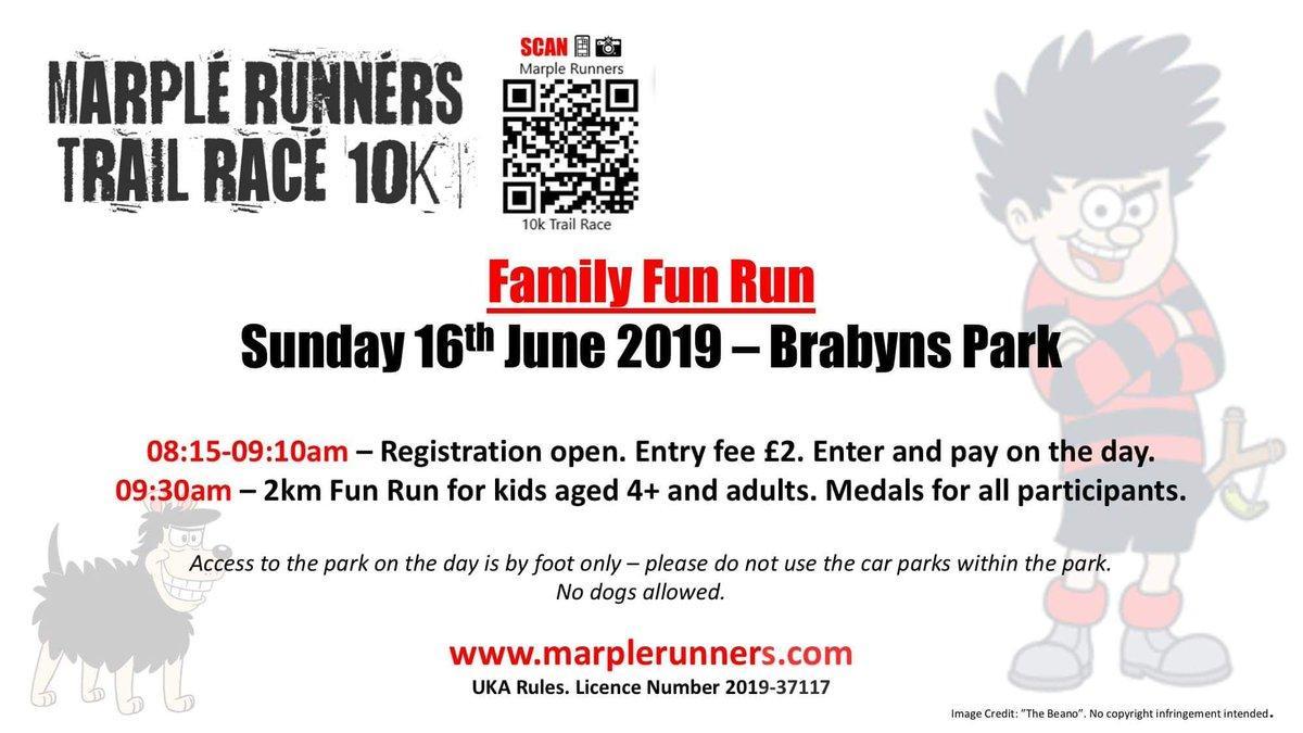 Marple Runners Family Fun Run