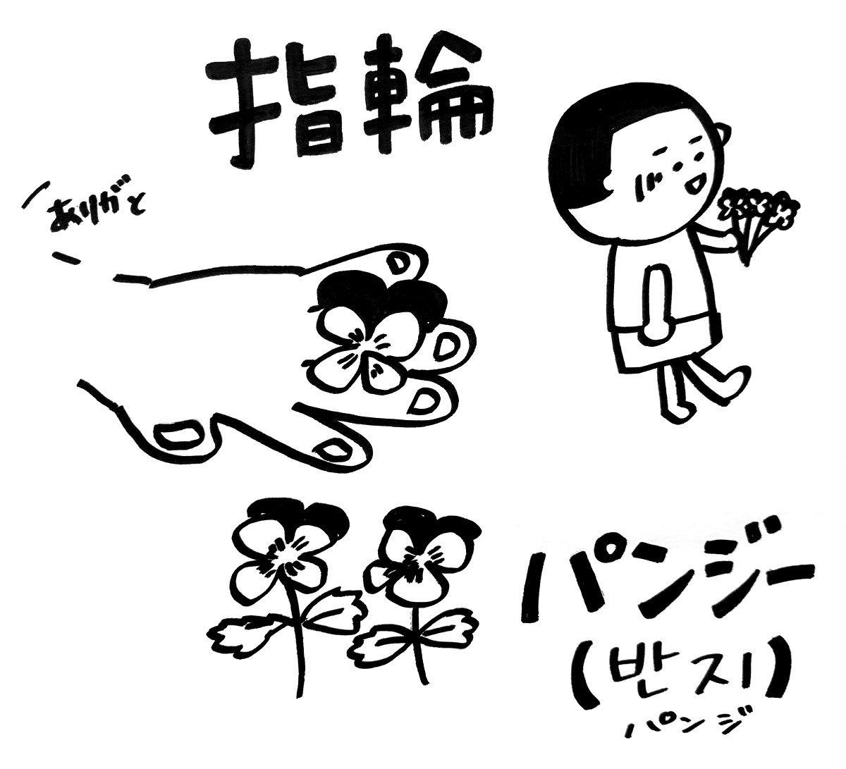 こんぶパン At イラストとゴロで覚える韓国語 At Konbupan1 Twitter