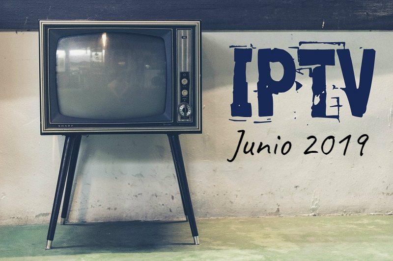 Lista IPTV Canales Abiertos : Actualizacion Junio 2019  INFO > https://bit.ly/2YPl0w8  #streaming #iptv #m3u #m3u8 #kodi