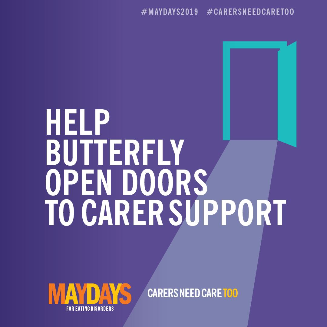 """Peer support can give strength to carers when your hope is flagging. One respondent to our Carers Survey said she didn't think her sister would survive her illness, and said: """"I would have liked to receive support where hope was instilled in me""""  #MAYDAYS2019 #CarersNeedCareToo https://t.co/fmSQkScERX"""