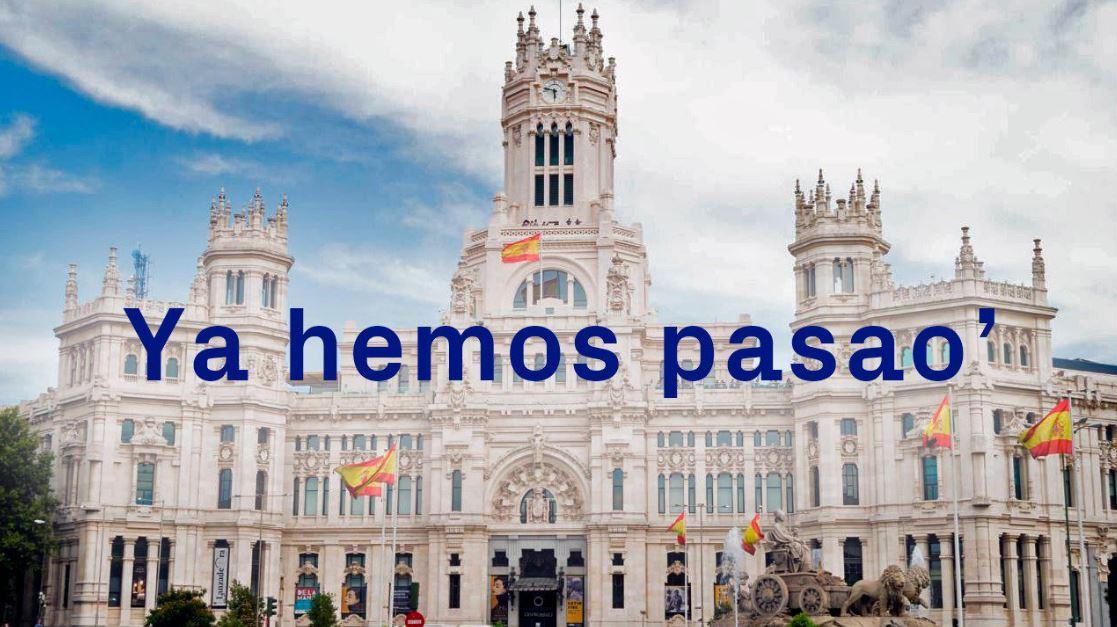 """Espinosa de los Monteros dice ahora sobre el """"hemos pasado"""": """"Nosotros no estamos buscando nuevas polémicas"""" https://www.eldiario.es/politica/MINUTO-POLITICO-Todas-reacciones-directo_13_903739618_28834.html… #Elecciones26M"""