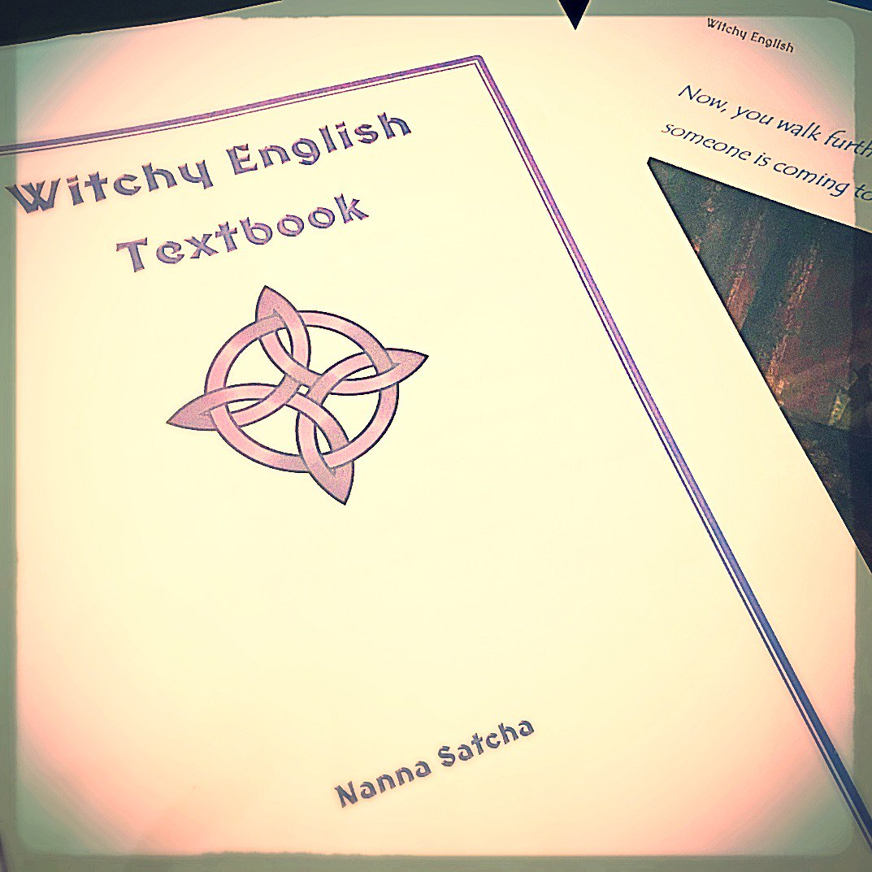 魔女の英会話教室「Witchy English Course」日常に仕える英語と魔法を同時習得!詳細は、Webで! …#英会話 #魔女の英会話教室 #English #witchy
