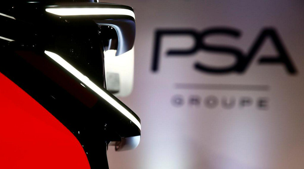 PSA shares fall as Fiat proposes merger to rival Renault https://reut.rs/2QtvEWp