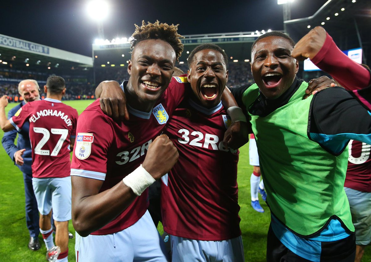 A place in the #PL at stake between Aston Villa & Derby County today...http://preml.ge/owEJaQ