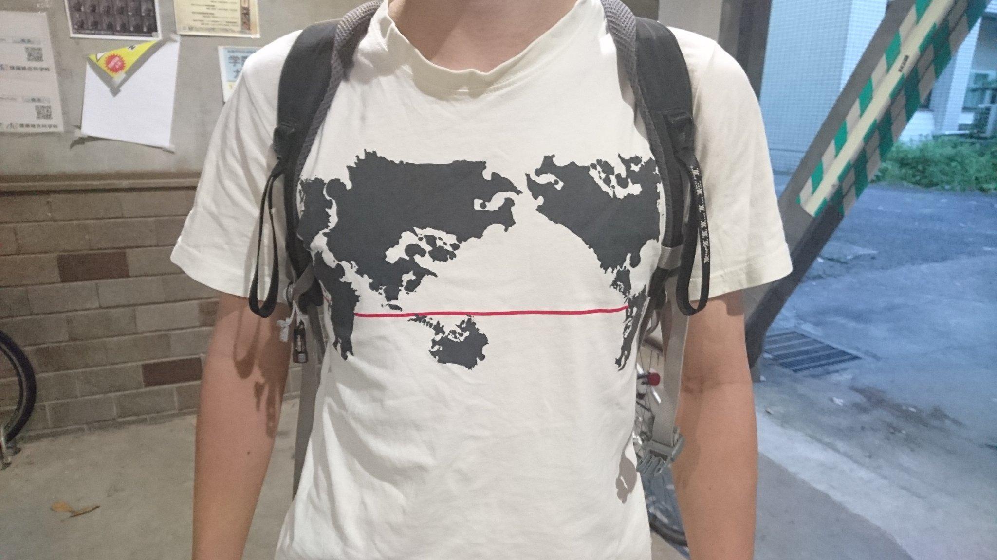 九州愛にあふれています。全部九州でできているTシャツの世界観がすごい!