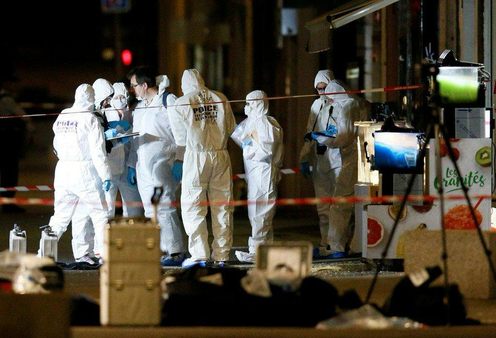 French police arrest suspect over last week's Lyon bomb blast: Interior Minister https://reut.rs/2wlvJSV