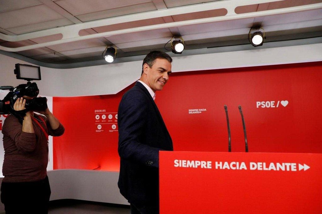 Spain's Sanchez, France's Macron to talk EU jobs on Monday https://reut.rs/2Qpr5N0