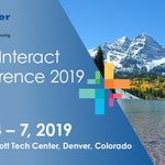 Image for the Tweet beginning: #Ricoh Interact Conference 2019 will