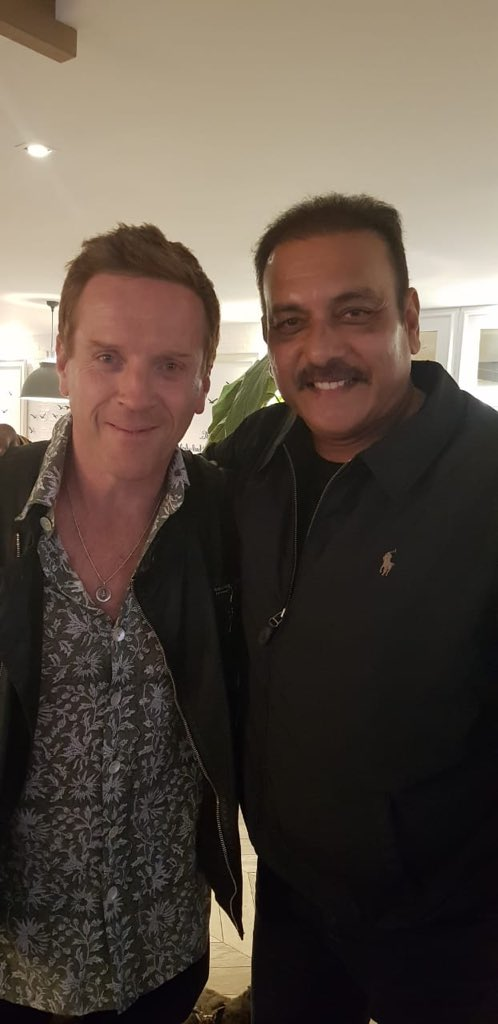 Great game last evening - Billions and a Throne. Welsh flavour. @lewis_damian & Owen Teale