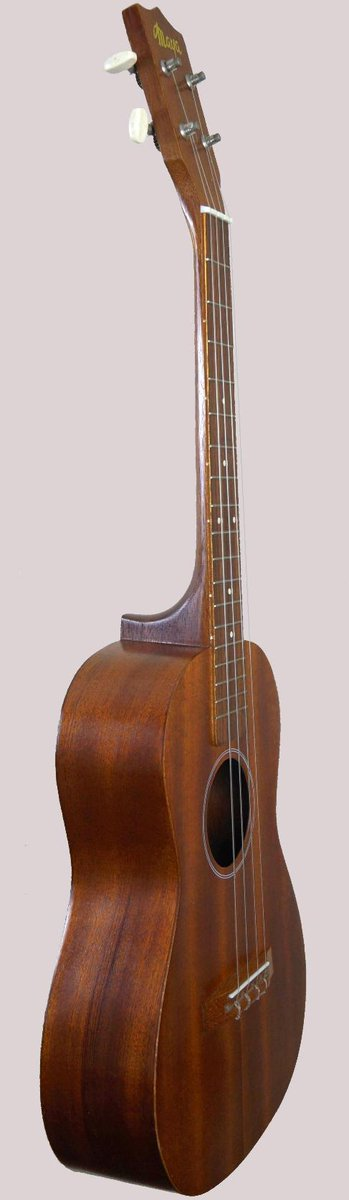 Maya made in Japan Baritone Ukulele