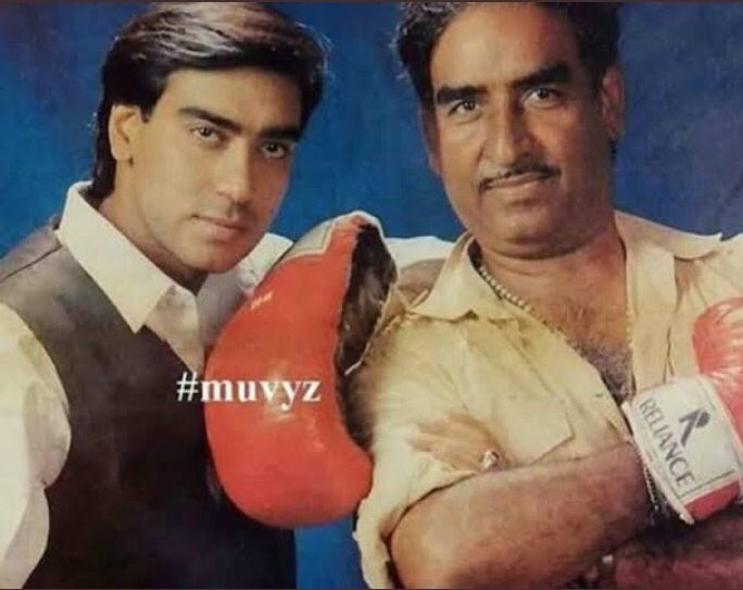 Stunt director and Ajay Devgn's father, Veeru Devgan passes away