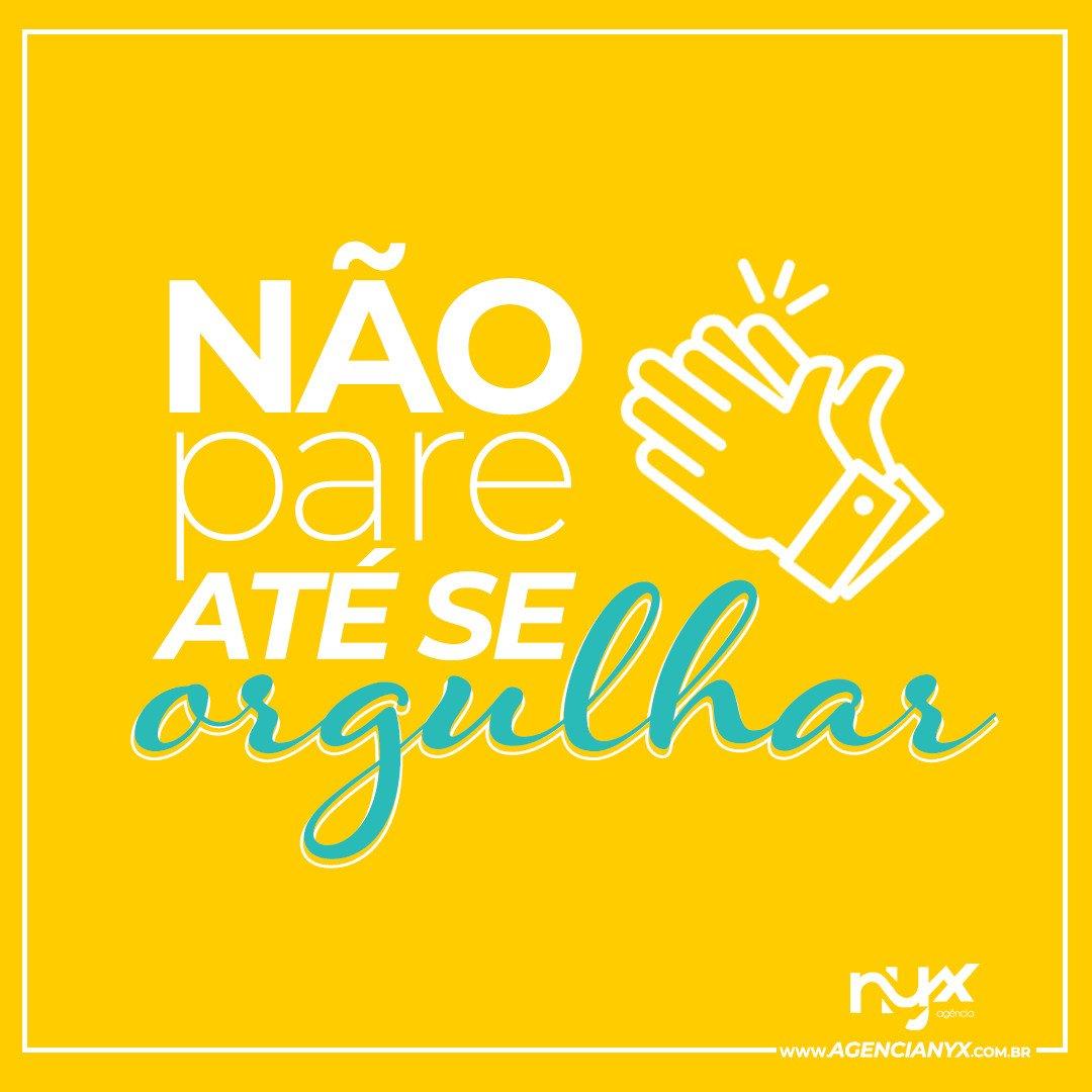 Persista! 💪 . . #agencianyx #criação #criatividade #marketing #mídias #mode... https://instagram.com/p/Bx9qzBolVsH