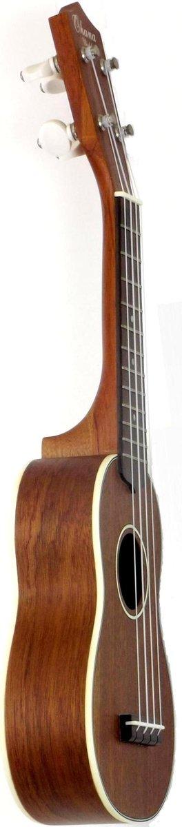 ohana mahogany sopranino pocket ukulele