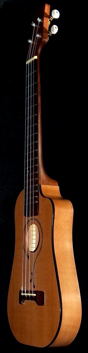 shapleywood travel tenor ukulele