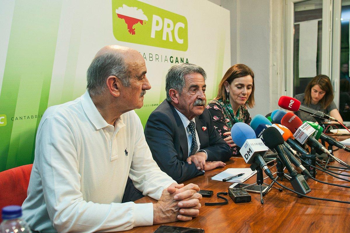 [El Confidencial] Revilla: Es hora que Cantabria tenga voz propia  D7kayAaW0AAnXtu