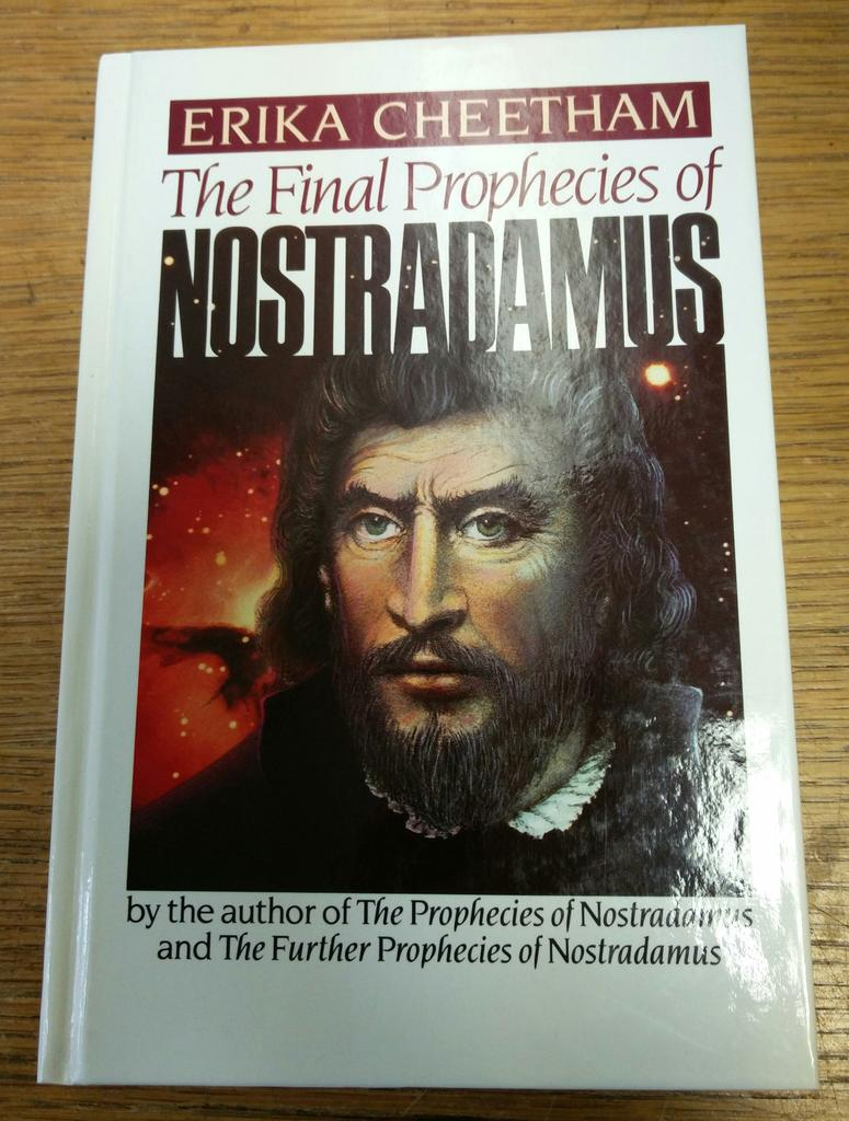 Nostradamus Predictions Book
