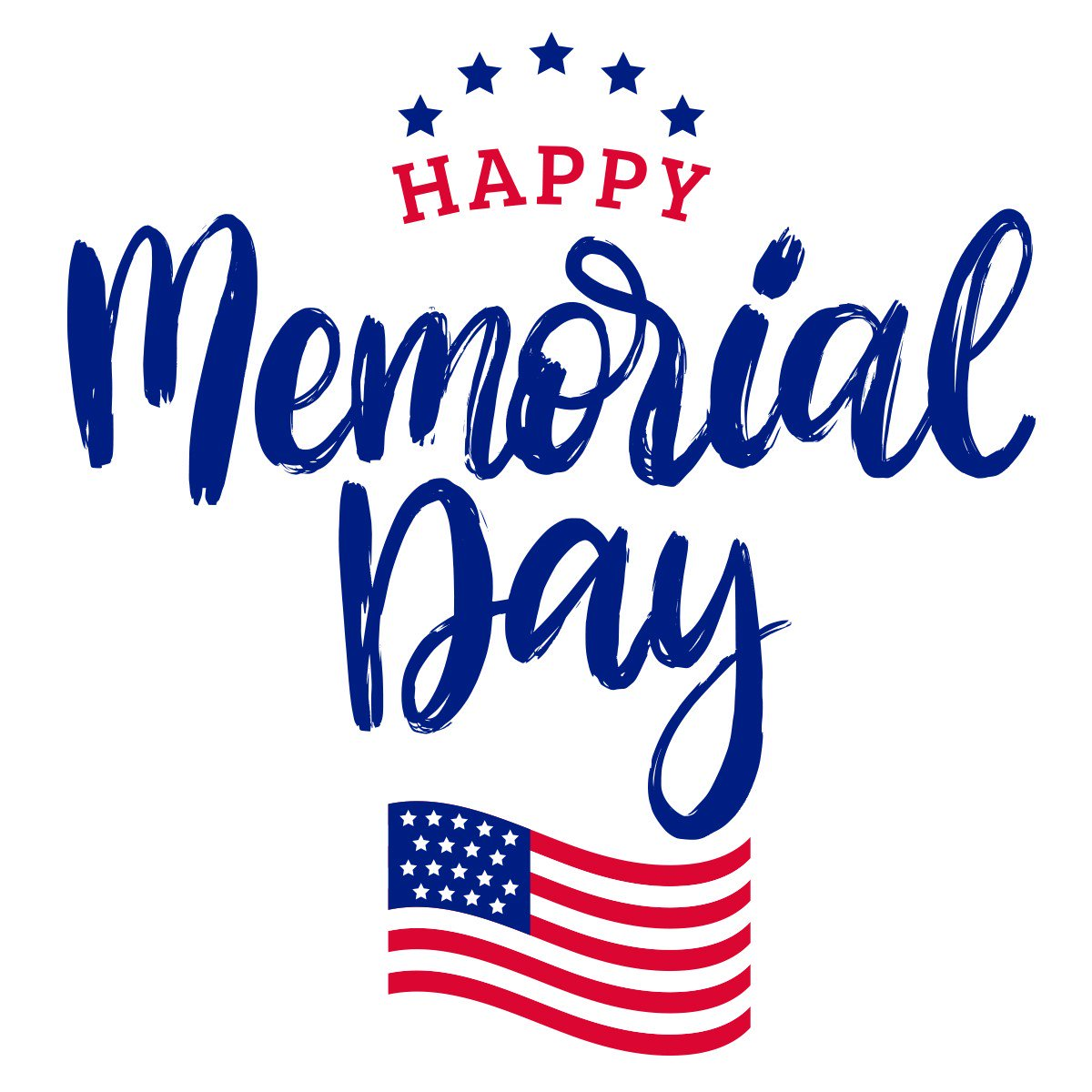❤️ Happy Memorial Day 💙 Remember and Honor ❤️
