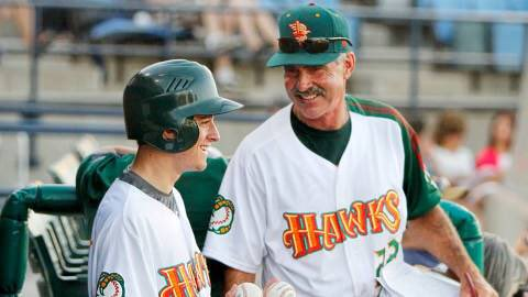 1723dca8ee2 The Hawks family is saddened to hear of the passing of our former Hitting  Coach and Boise resident