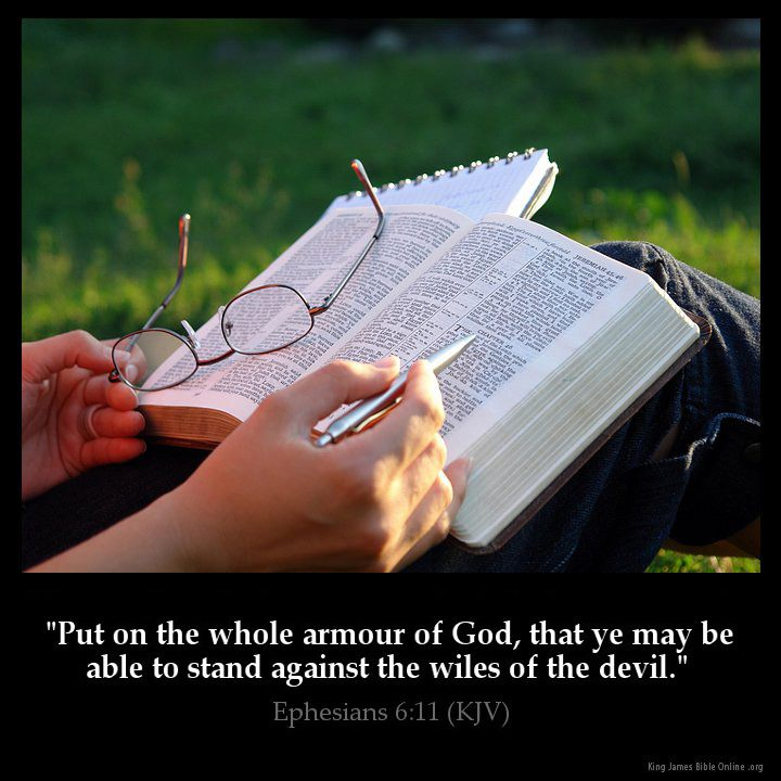 Daily King James Bible Verse - Forum | Stranahan com