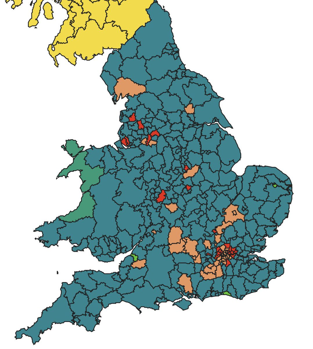 Map Of Just England.Matthew Stadlen On Twitter Just Look At This Map England Outside