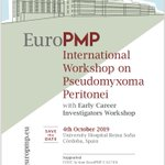 Image for the Tweet beginning: 4th October talk about pseudomyxoma