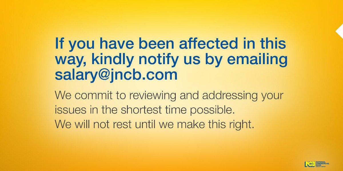 NCB Jamaica (@ncbja) | Twitter