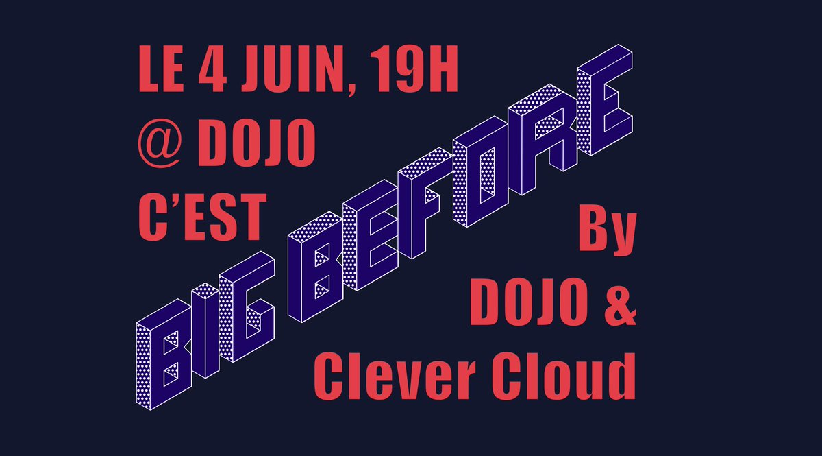 [event]  Attending the #web2day?  Let's meet @DojoNantes on June 4th, 7pm!  We're trowing a pre-event party !   Register here:  https://www. eventbrite.fr/e/billets-big- before-web2day-iteration-3-61878580500  … <br>http://pic.twitter.com/RnmHJF7osU