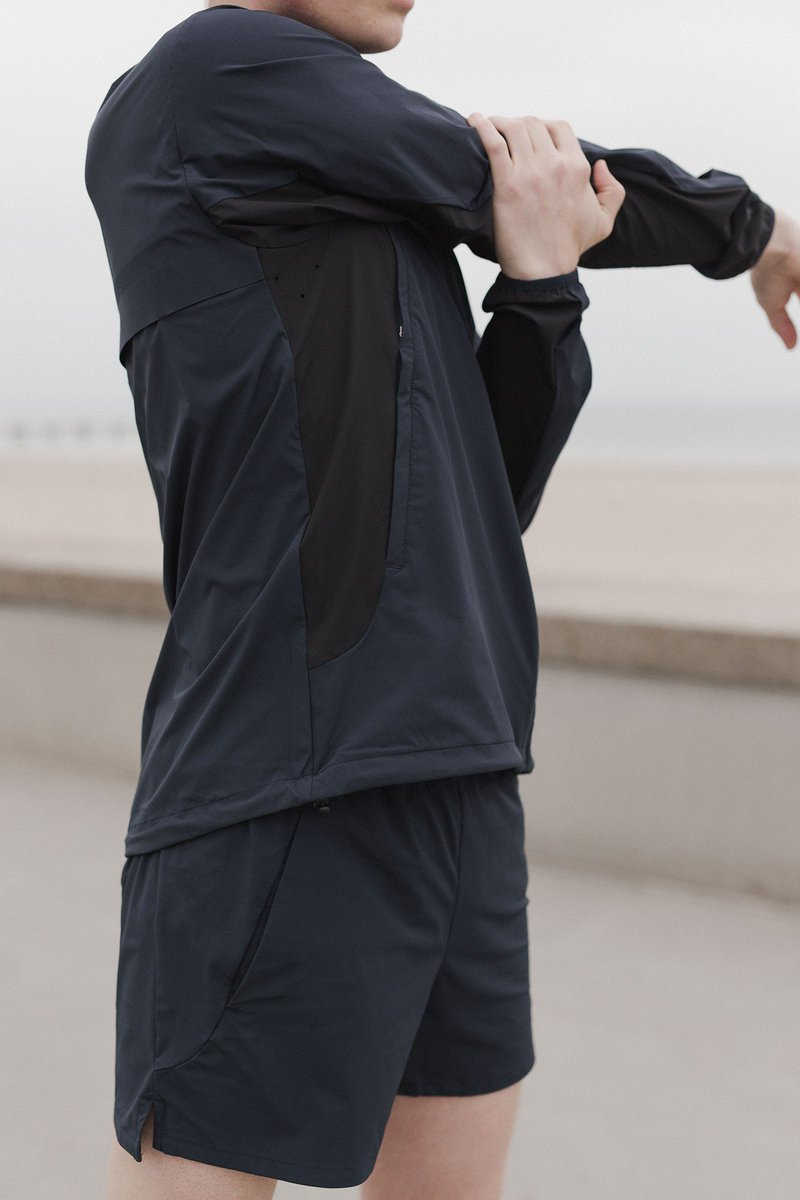 a1d0240c36 Precise tailoring and monochromatic hues provide an ease of wearability,  while also aligning with the demands of the runner's circuit. Learn more:  ...