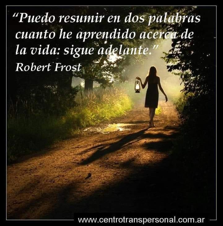 Dr Alberto Blázquez On Twitter Frase Robert Frost Vía
