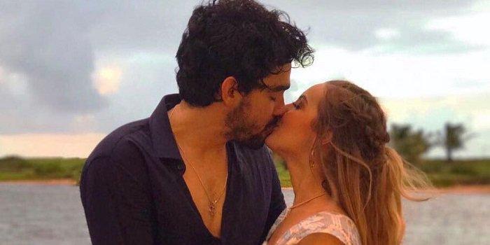 Gabriel Diniz pegou avião para fazer surpresa no aniversário da noiva   http://r7.com/iS2Y