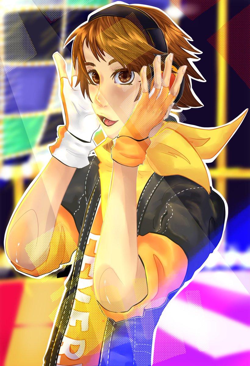 Persona 4 zlatý seznamka yosuke