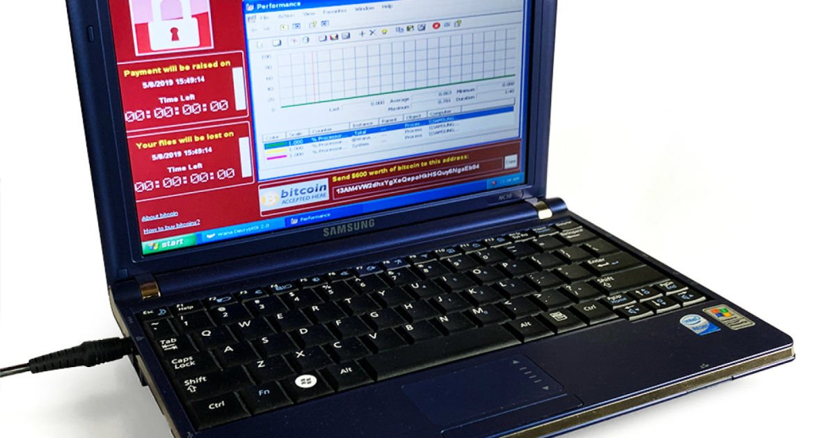 Auction for a laptop full of malware closes at $1.2 million