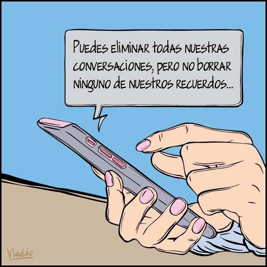 Hay cosas blindadas contra el olvido... #NuevaViñeta en @RevistaSemana