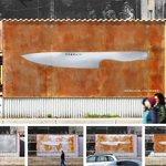 Image for the Tweet beginning: RUSTY: TYROLIT, a knife manufacturer,