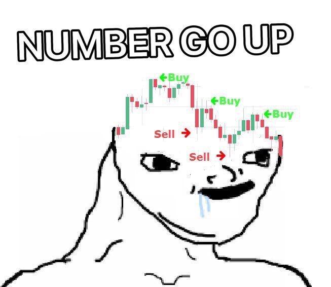 "Graeme Moore on Twitter: ""LOL. I've been loving ""number go up ..."
