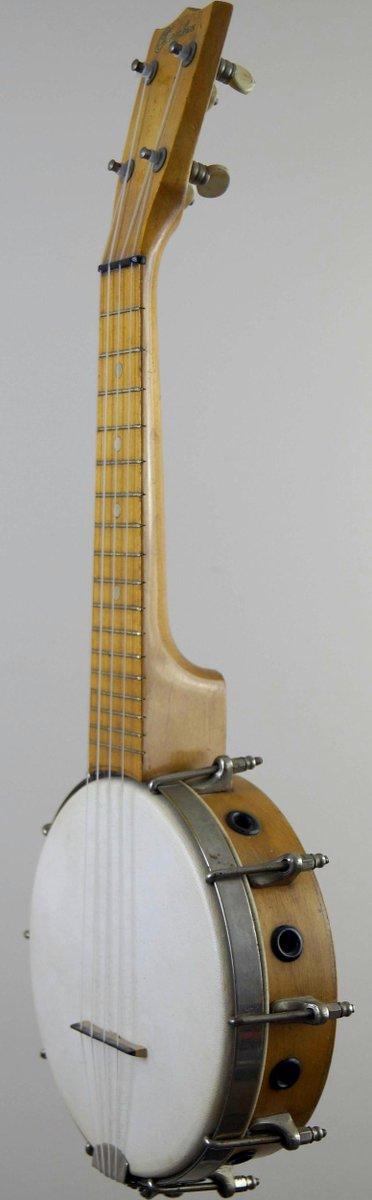 Pre War new york made gretsch banjo ukelele