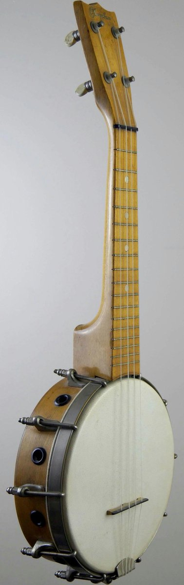 original new york made gretsch clarophone banjo ukelele