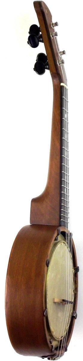 rose Morris Bracketless Banjolele Banjo Ukulele
