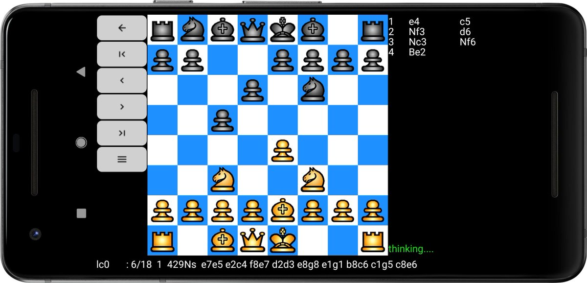 Chess for Android: UCI engine options - Page 2 - TalkChess com