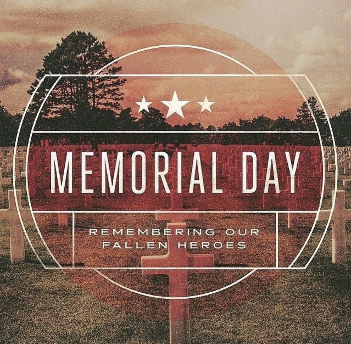On this #MemorialDay we'd like everyone to take a second to remember what others have done for you 🇺🇸 https://t.co/6e57Q0P1cN
